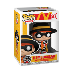 Фигурка Funko POP! McDonalds: Hamburglar 45724