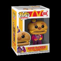 Фигурка Funko POP! McDonalds: Mayor McCheese 45725