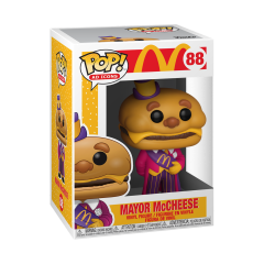 Фигурка Funko POP! McDonalds: Mayor McCheese 45725