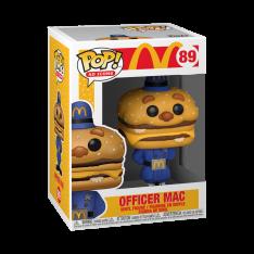 Фигурка Funko POP! McDonalds: Officer Big Mac 45726