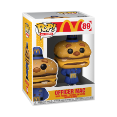 Фигурка Funko POP! McDonalds: Officer Big Mac 45726