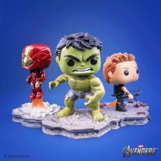 Фигурка Funko POP! Avengers Assemble Series: Hawkeye Exclusive 45740
