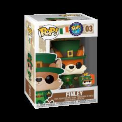 Фигурка Funko POP! Around the World: Finley 45872