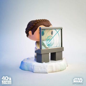 Фигурка Funko POP! Star Wars: Battle at Echo Base Series Princess Leia (Exclusive) 45901