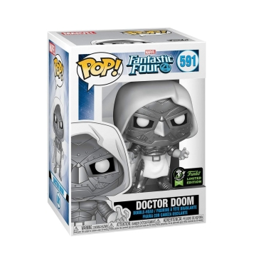 Фигурка Funko POP! Fantastic Four: Doctor Doom Exclusive 45913
