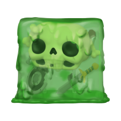 Фигурка Funko POP! Dungeons and Dragons: Gelatinous Cube (2020 Spring Convention Limited Edition Exclusive) 45918