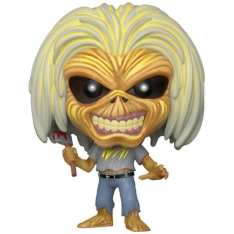 Фигурка Funko POP! Rocks: Iron Maiden: Skeleton Eddie Killers 45980