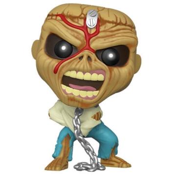 Фигурка Funko POP! Rocks: Iron Maiden: Skeleton Eddie Piece of Mind 45983