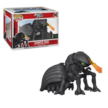 """Фигурка Funko POP! Starship Troopers: Tanker Bug 6"""" Inch Exclusive 45984"""