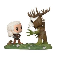 Фигурка Funko POP! Moment: The Witcher: Geralt vs Leshen (Exclusive) 46373