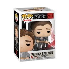 Фигурка Funko POP! American Psycho: Patrick Bateman 46379