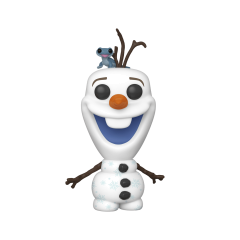 Фигурка Funko POP! Frozen 2: Olaf with bruni 46585