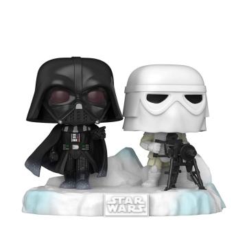 Фигурка Funko POP! Star Wars: Darth Vader and Snowtrooper (Exclusive) 46618