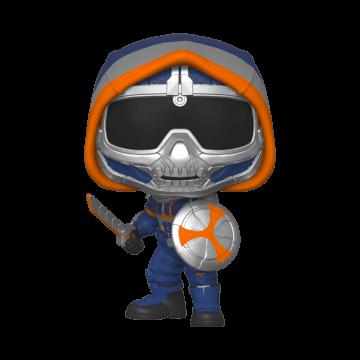 Фигурка Funko POP! Black Widow: Taskmaster with shield 46684