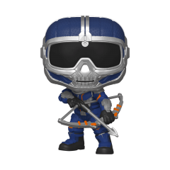 Фигурка Funko POP! Black Widow: Taskmaster with Bow 46685