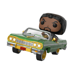 Фигурка Funko POP! Music: Ice Cube with Impala 6 inch 46708