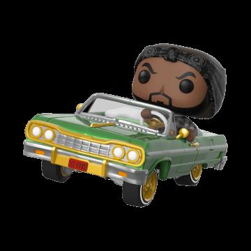 Фигурка Funko POP! Music: Ice Cube with Impala 6 inch 46708