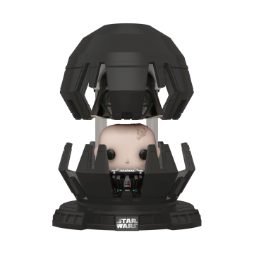 Фигурка Funko POP! Star Wars: Darth Vader in Meditation Chamber 46763