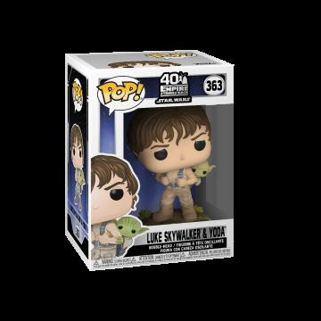 Фигурка Funko POP! Star Wars: Training Luke with Yoda 46768