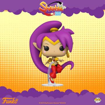 Фигурка Funko POP! Shantae: Shantae 46778