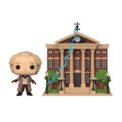 Фигурка Funko POP! Back to The Future: Doc with Clock Tower 46910
