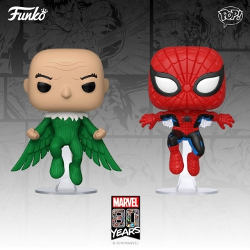 Фигурка Funko POP! Bobble: Marvel 80th First Appearance: Spider-Man 46952