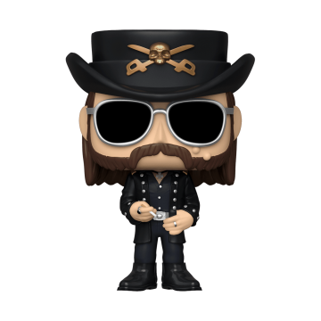 Фигурка Funko POP! Rocks: Motorhead: Lemmy 47005
