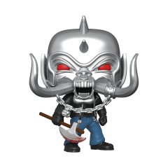 Фигурка Funko POP! Rocks: Motorhead: Warpig 47006