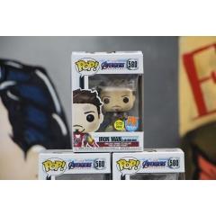 Фигурка Funko POP! Avengers Endgame: I Am Iron Man PX Previews Exclusive 47096