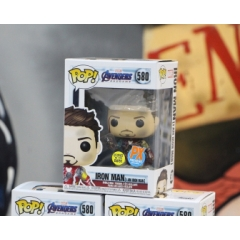 Фигурка Funko POP! Avengers Endgame: I Am Iron Man PX Previews Exclusive 47096