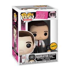 Фигурка Funko POP! Fight Club: Navator with power animal CHASE 47165