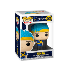 Фигурка Funko POP! Icon: Ninja 47169