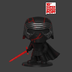 Фигурка Funko POP! Star Wars: Kylo Ren 10-Inch Glow in Dark 47246