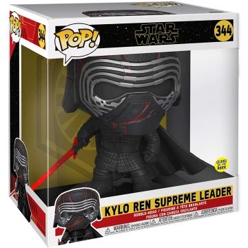 Фигурка Funko POP! Star Wars: Kylo Ren 10-Inch Glow in Dark 47246