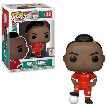 Фигурка Funko POP! Football: EPL: Liverpool: Sadio Mane 47257