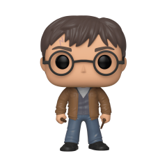 Фигурка Funko POP! Harry Potter: Harry with two Wands (Exclusive) 47345