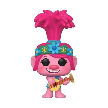 Фигурка Funko POP! Trolls: Poppy with Guitar (Exclusive) 47349