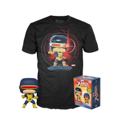 Набор Funko POP and Tee: Marvel 80th First Appearance Cyclops (M) 47363