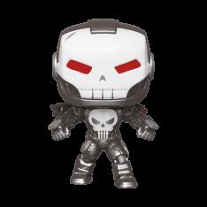Фигурка Funko POP! Bobble: Marvel: Punisher War Machine Previews Exclusive 47374
