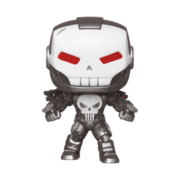 Фигурка Funko POP! Bobble: Marvel: Punisher War Machine Previews Exclusive 47374