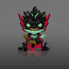 Фигурка Funko POP! Marvel: Venomized Doctor Strange (Exclusive) 47527