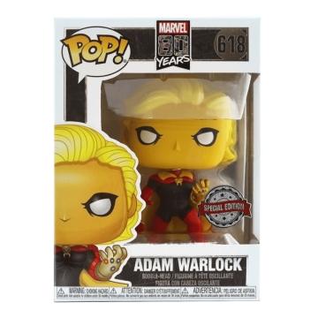 Фигурка Funko POP! Marvel 80th: Adam Warlock Exclusive 47534