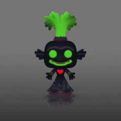 Фигурка Funko POP! Trolls: King Trollex Glow in Dark (Exclusive) 47551