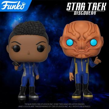 Фигурка Funko POP! Star Trek: Discovery: Saru 47744
