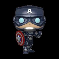 Фигурка Funko POP! Avengers Game: Captain America 47757
