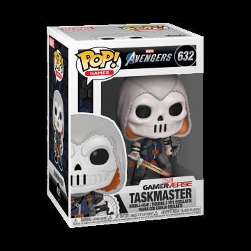 Фигурка Funko POP! Avengers Game: Taskmaster 47815