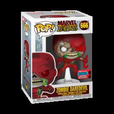 Фигурка Funko POP! Marvel Zombies: Zombie Daredevil Exclusive 47871