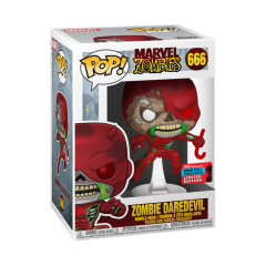 Фигурка Funko POP! Marvel Zombies: Zombie Daredevil Exclusive 47871