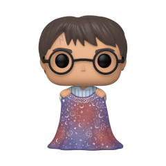 Фигурка Funko POP! Harry Potter: Harry with Invisibility Cloak 48063