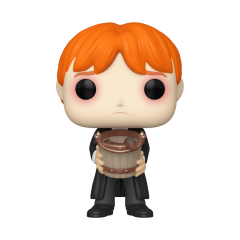Фигурка Funko POP! Harry Potter: Ron Puking Slugs with Bucket 48066